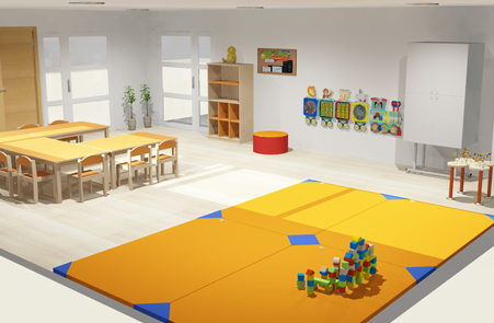 Eduhermex infants school furniture, nursery equipment and didactic ...